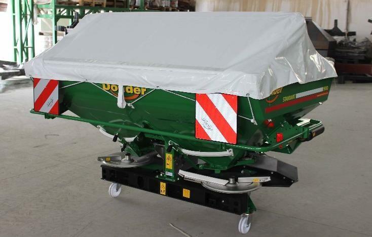 Photo 15 - Fertilizer spreaders  Dönder Donder 2021 y