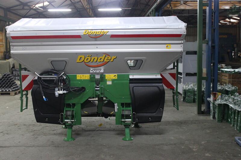 Photo 20 - Fertilizer spreaders  Dönder Donder 2021 y