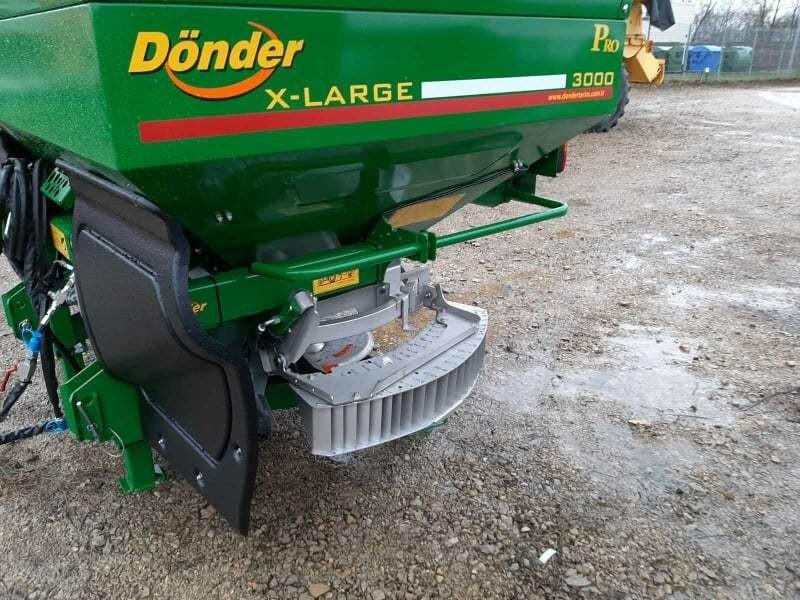 Photo 12 - Fertilizer spreaders  Dönder Donder 2021 y
