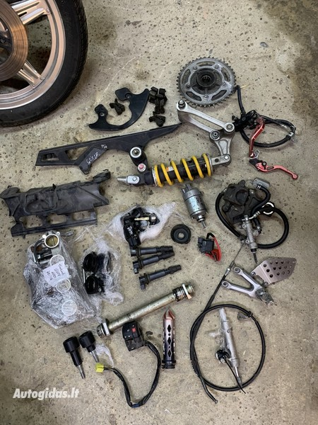 Sport / Superbike  Suzuki GSX-R 2006 y parts