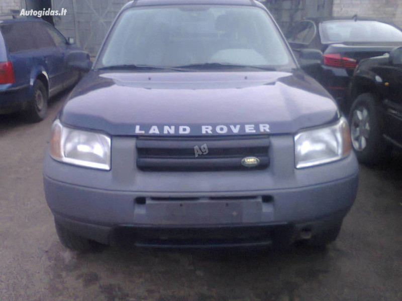 Land Rover Freelander 2000 г запчясти