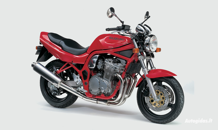 Sport / Superbike  Suzuki GSF / Bandit 1999 y parts