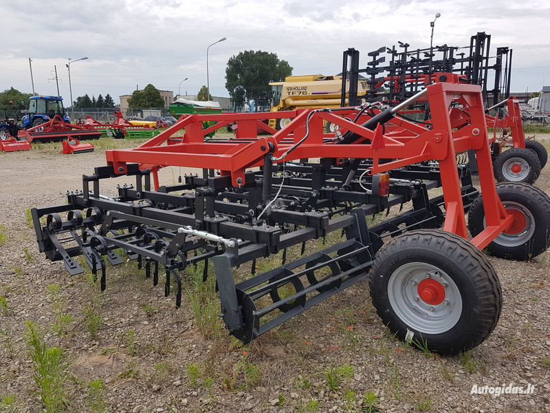 Photo 5 - Cultivator  Genys GENYS 3,6 - GENYS 6 2021 y
