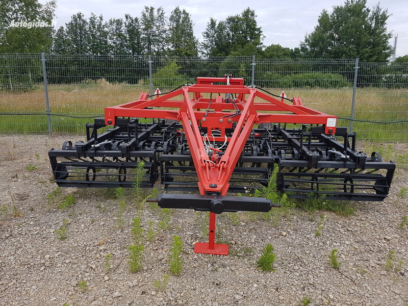 Photo 2 - Cultivator  Genys GENYS 3,6 - GENYS 6 2021 y