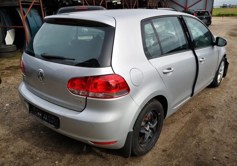 Volkswagen Golf VI cayb la7w  2009 г запчясти