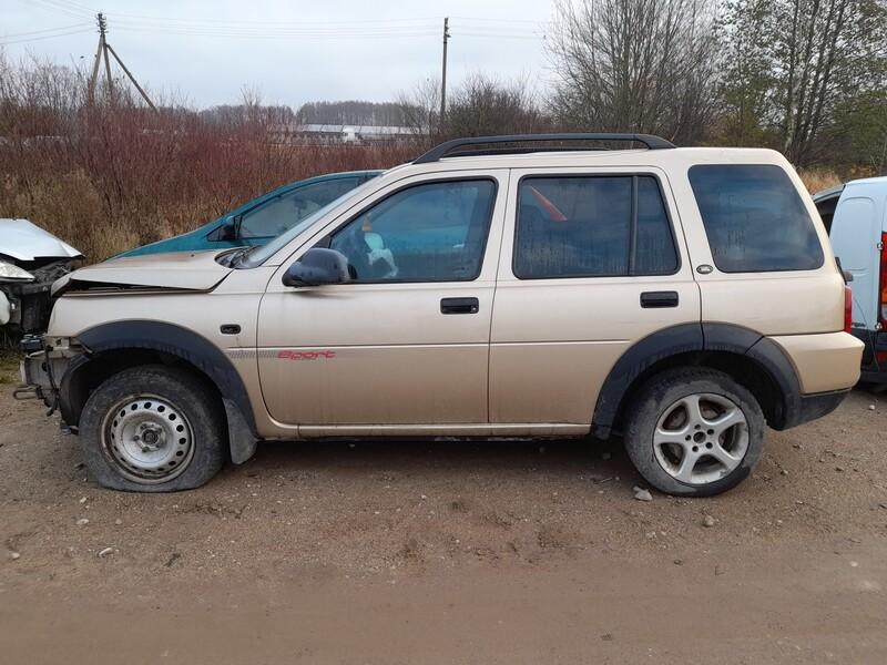Land Rover Freelander 2004 г запчясти