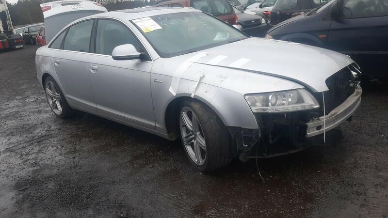 Audi A6 C6 2011 y parts
