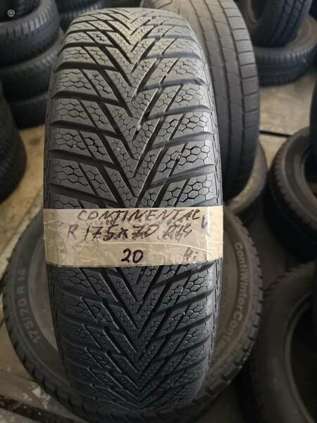 Continental R14 winter  tyres passanger car