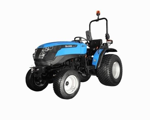 Photo 1 - Tractor  Solis 20 2021 y
