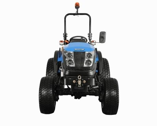Photo 3 - Tractor  Solis 20 2021 y