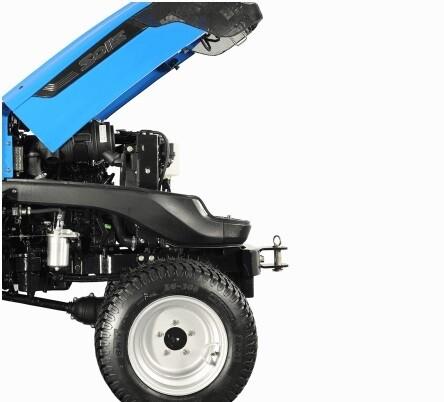 Photo 4 - Tractor  Solis 20 2021 y