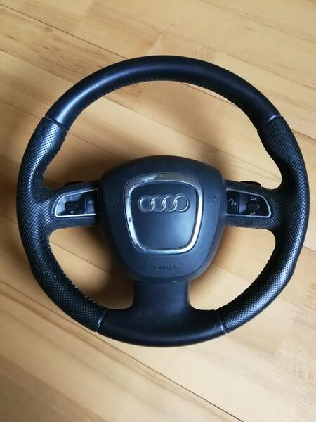Vairas su lapkem ir airbag, Audi A5 2011 г запчясти