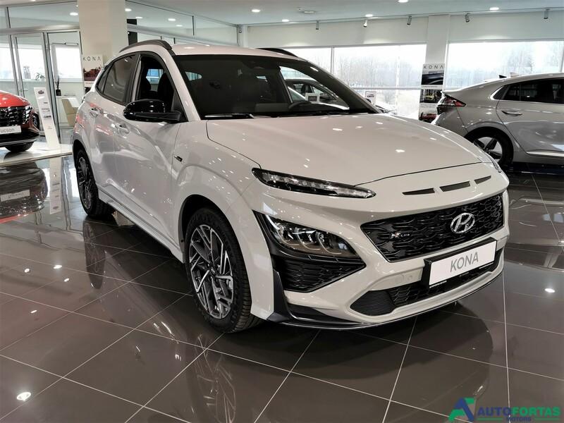 Hyundai Kona T-Gdi Бензин  2021 г