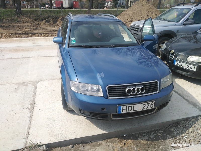 Audi A4 2003 г запчясти