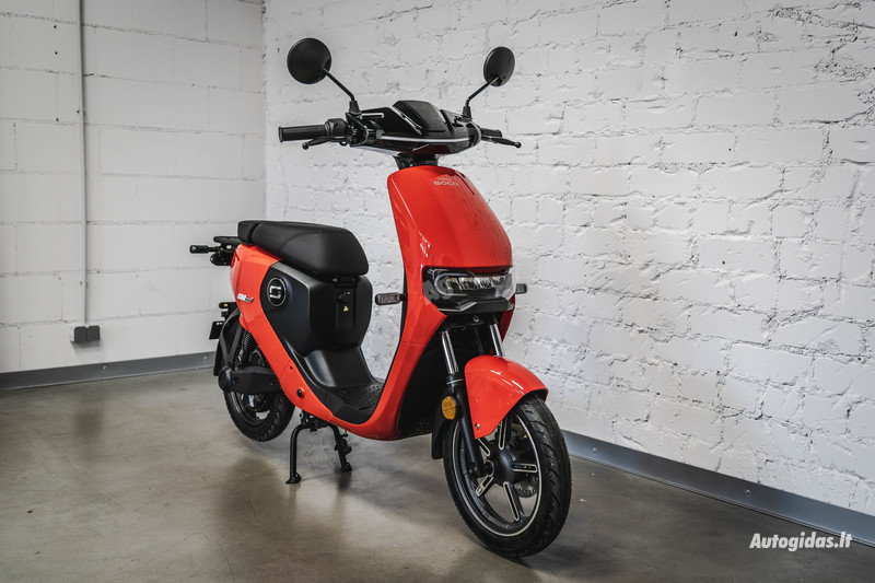 Scooter / moped  Super SOCO CU-X1300 2021 y