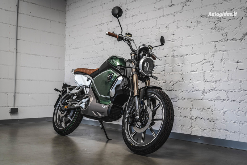Scooter / moped  Super SOCO TC1500 2021 y