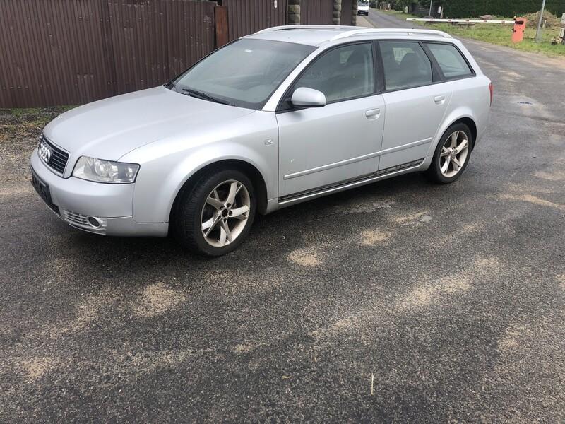 Audi A4 TDI 2003 г запчясти