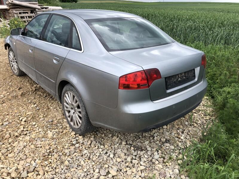 Audi A4 B7 TDI 2007 г запчясти