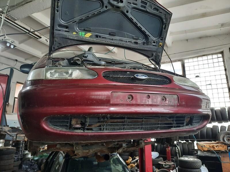 Nuotrauka 3 - Ford Galaxy 1997 m dalys