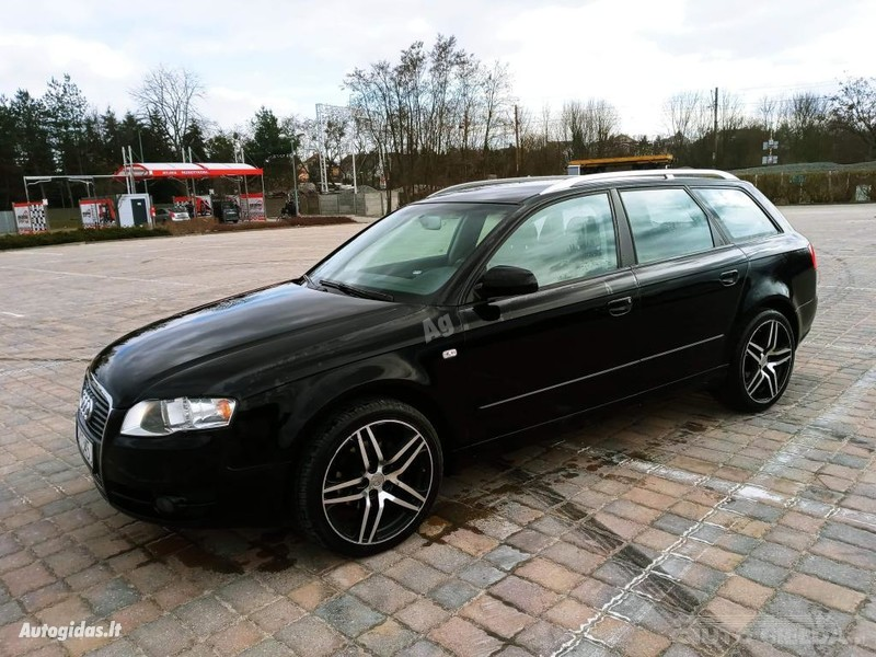 Audi A4 2006 г запчясти