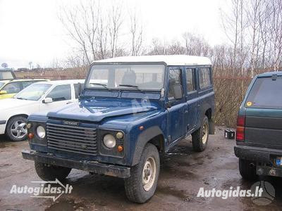 Land Rover Defender 1998 г запчясти