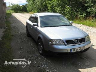Audi A6 C5 2000 г запчясти