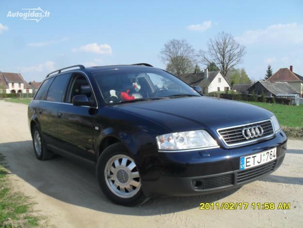 Audi A6 C5 1999 г запчясти