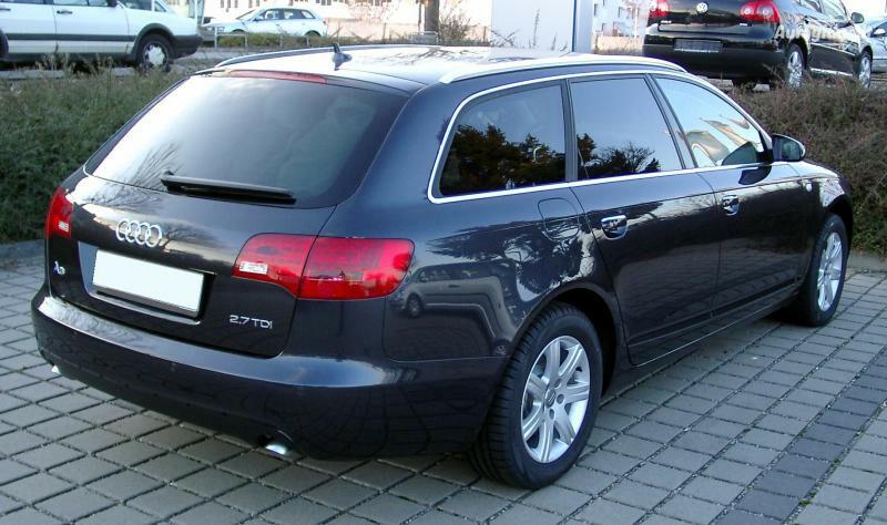 Audi A6 C6 2007 г запчясти