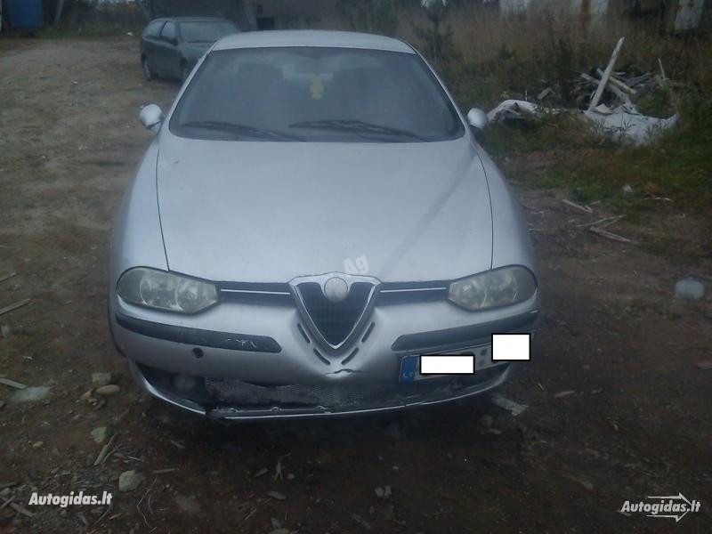 Alfa Romeo 156 twin spark 1999 г запчясти
