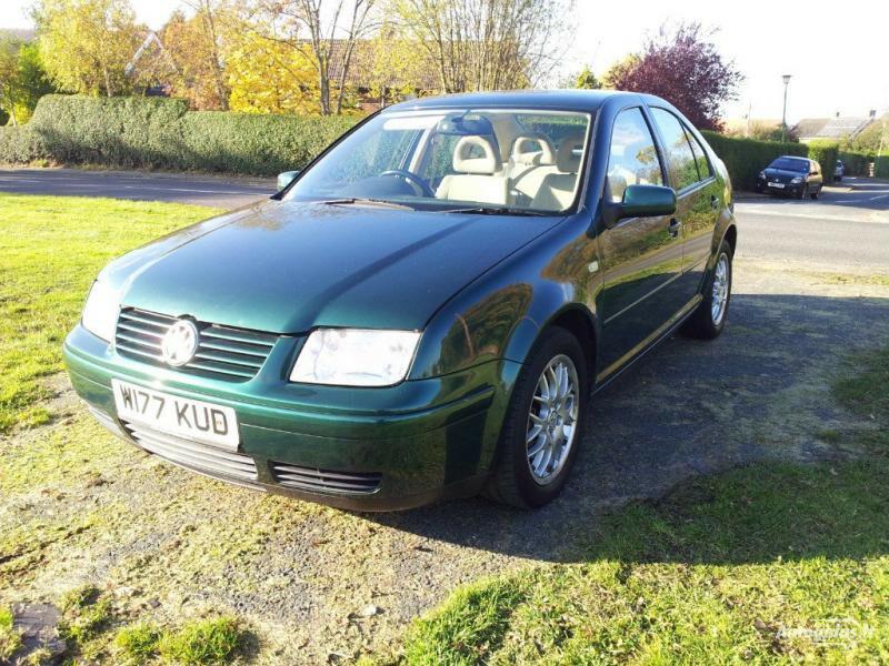 Volkswagen Bora 2002 г запчясти