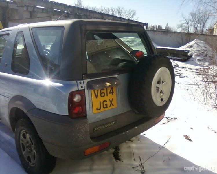 Фотография 3 - Land Rover 2001 г запчясти