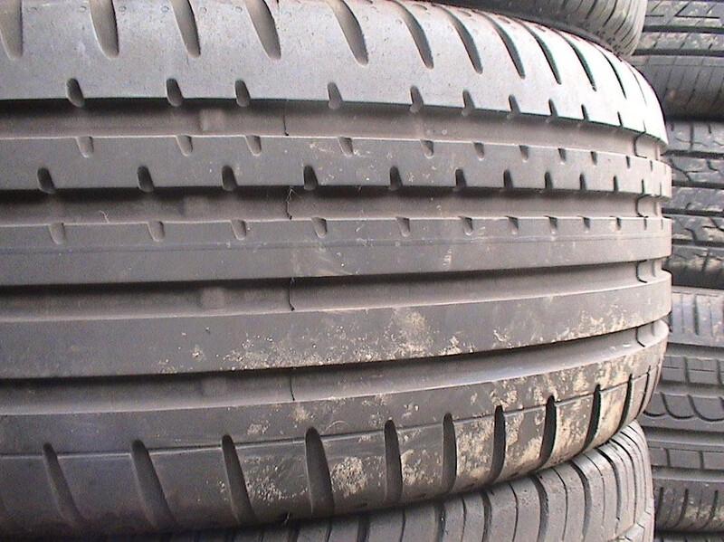 Nuotrauka 9 - Michelin SUPER KAINA R17 vasarinės  padangos lengviesiems