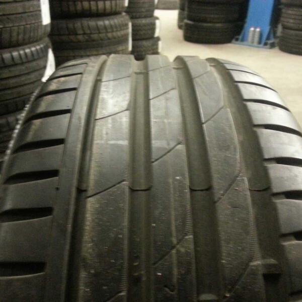 Nuotrauka 10 - Michelin SUPER KAINA R17 vasarinės  padangos lengviesiems