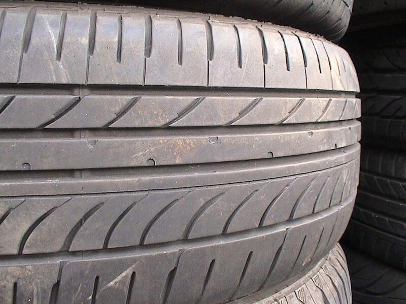 Nuotrauka 12 - Michelin SUPER KAINA R17 vasarinės  padangos lengviesiems