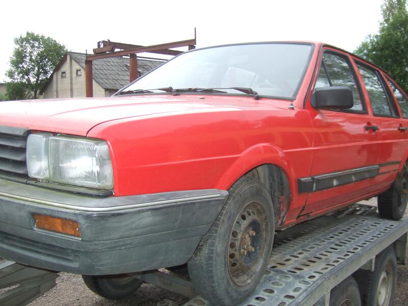 Volkswagen Passat 1986 г запчясти