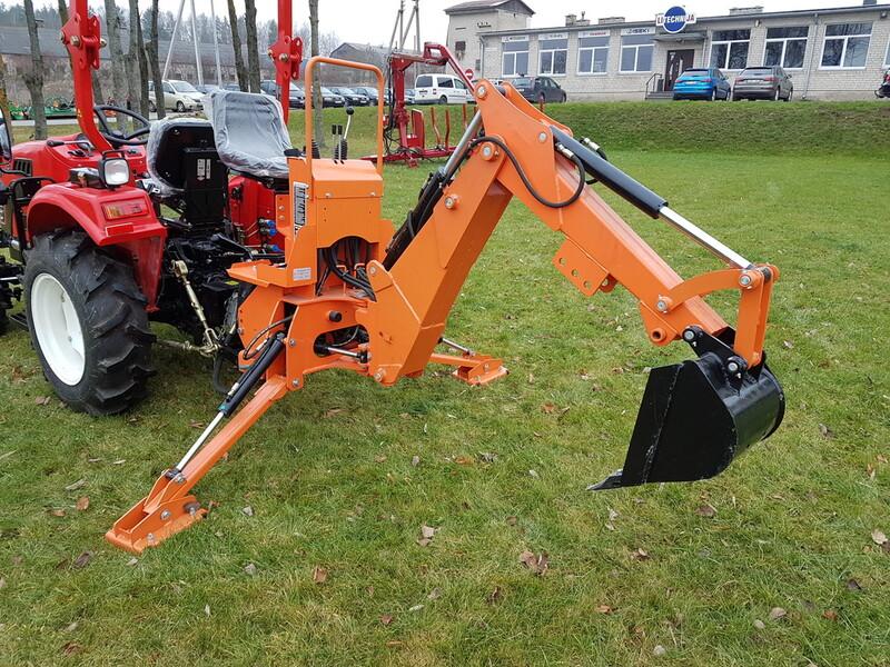 Mini Excavator  BH-6600 2018 y