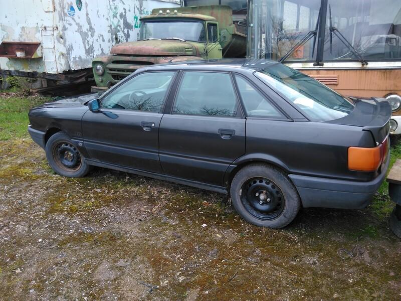 Audi 80 B3 1990 m dalys