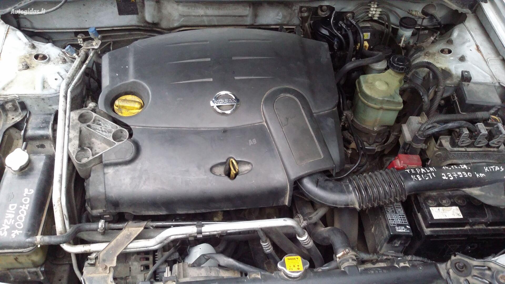 nissan tiida gearbox pump best wiring library Nissan Tiida Latio nissan almera n16 2004 y parts advertisement 1023631641 autogidas lt