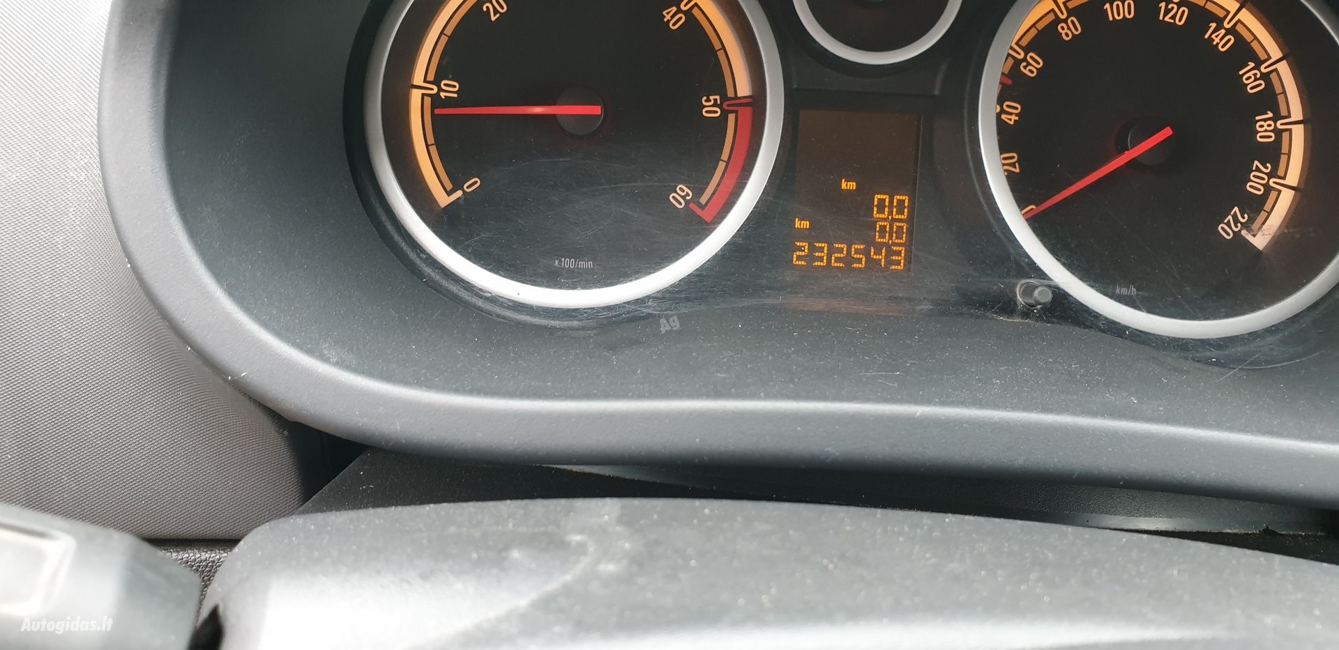 Opel Corsa Diesel 2007 y D CDTI Enjoy | Advertisement
