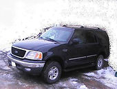 ford expedition Visureigis 1999