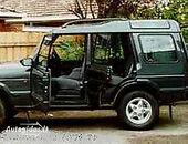 land-rover discovery Visureigis 1996