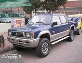 mitsubishi l200 Visureigis 1996