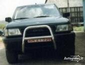 opel frontera a Visureigis 1996