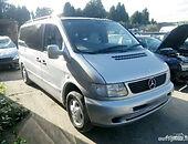 mercedes-benz vito Keleivinis mikroautobusas 1998