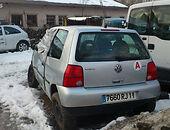 volkswagen lupo Hečbekas 2002