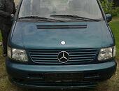 mercedes-benz vito w638 2000