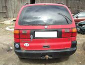 volkswagen sharan tdi Vienatūris 1998