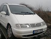 volkswagen sharan i 2.8 automat idial Vienatūris 1998