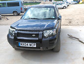 land-rover freelander i Visureigis 2006