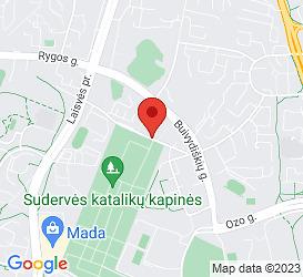 Padangų Garažas, Sudervės kelias 1, Vilnius 07171, Lietuva
